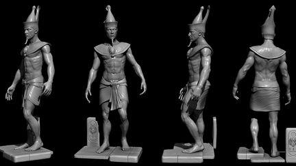 Ritual Characters