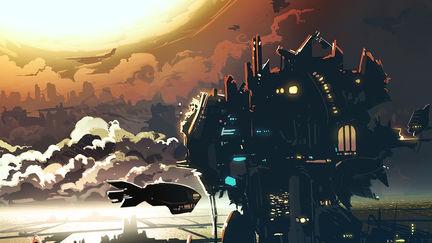 Solar City (sketch)