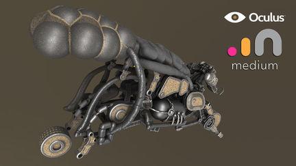 Boda Boda Concept Bike