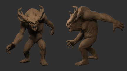 - Forest Troll -
