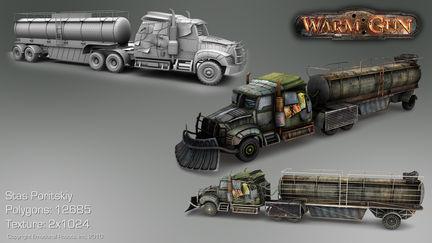 Muck - Truck