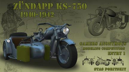 Zundapp KS-750