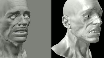 Ruger P Tackle - Facial Rig 01