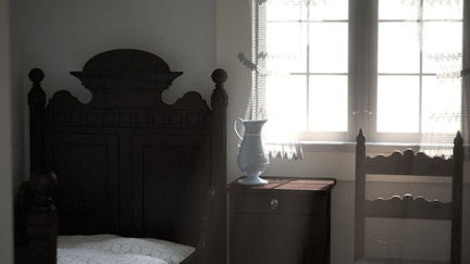 old bedroom