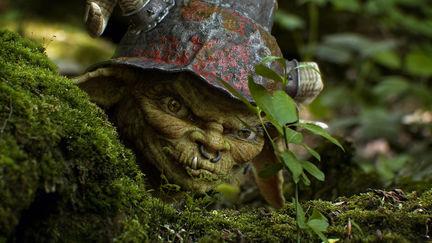 Goblin... in the woods.