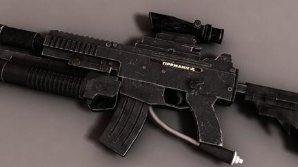 Tippmann X37 Paintball Gun