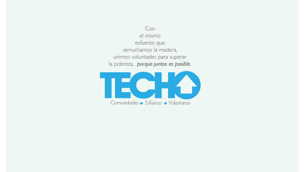 TECHO Ad