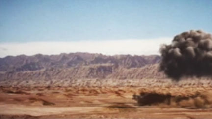 Simple Fumefx Explosion