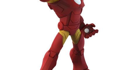 Iron Man - Disney Infinity 2.0 Toy Sculpt