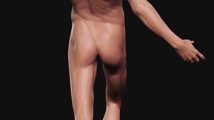 figure in Movement W.I.P