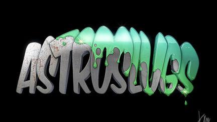 Astroslugs Logo Concept