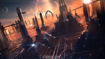 Parsec City