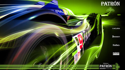 Highcroft Racing Poster