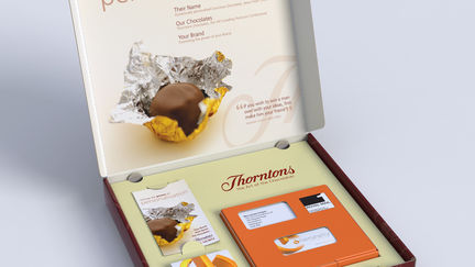 Thorntons Promotional Box