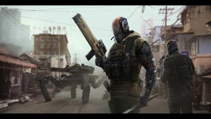 Slum Patrol