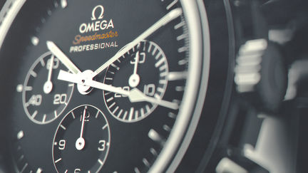 Omega Speedmaster 3D