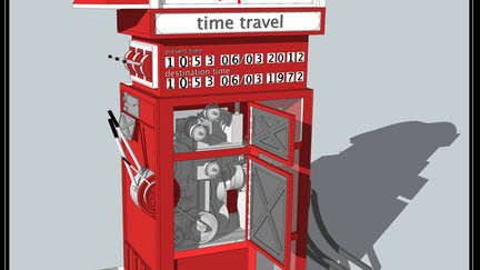 Virgin Media: Time Machine Concept 01