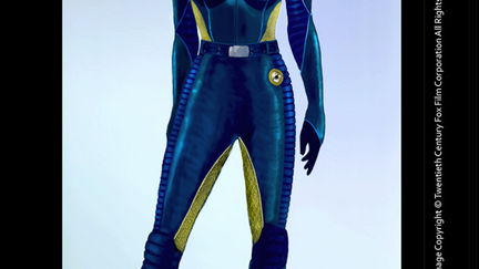 X-Men: First Class Costume 02