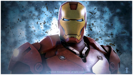 IRON MAN_Mark-3