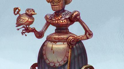 Grandmom robot
