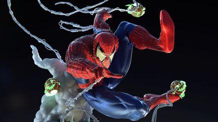 Spiderman MacFarlane