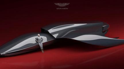 Aston Martin speeder