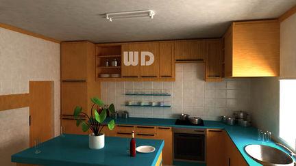 Propsed Kitchen
