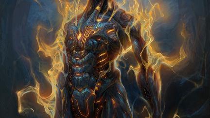Flame King III: Dias