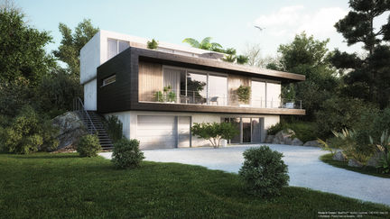 House in Crozon