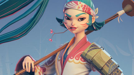 Samurai (Real-time Model)
