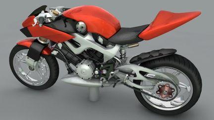 Honda NAS Bike Project