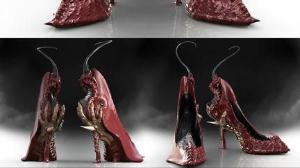 Demon shoes