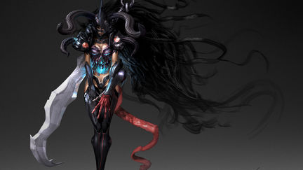 Ghost Warrior Moon-A