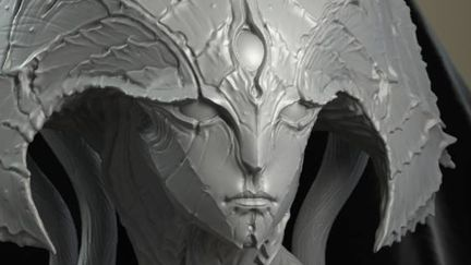 shell alien