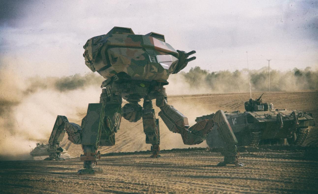 Aumakua assault battle mech 1 0b0708a4 cazh