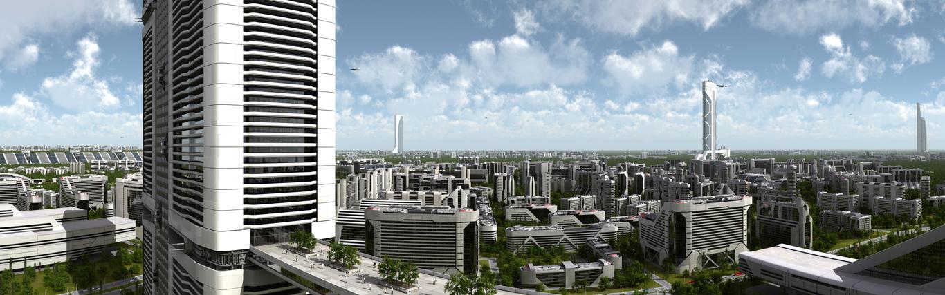 Urban Environment 4