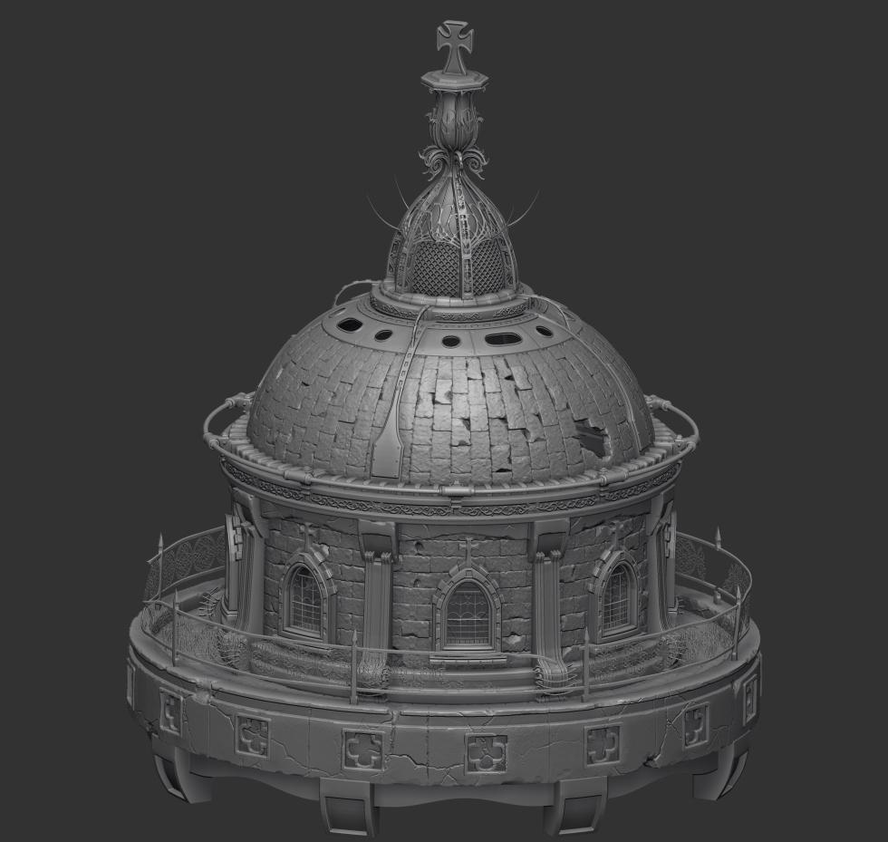 Bipolar ancient cathedral 1 530dfbcb m6el