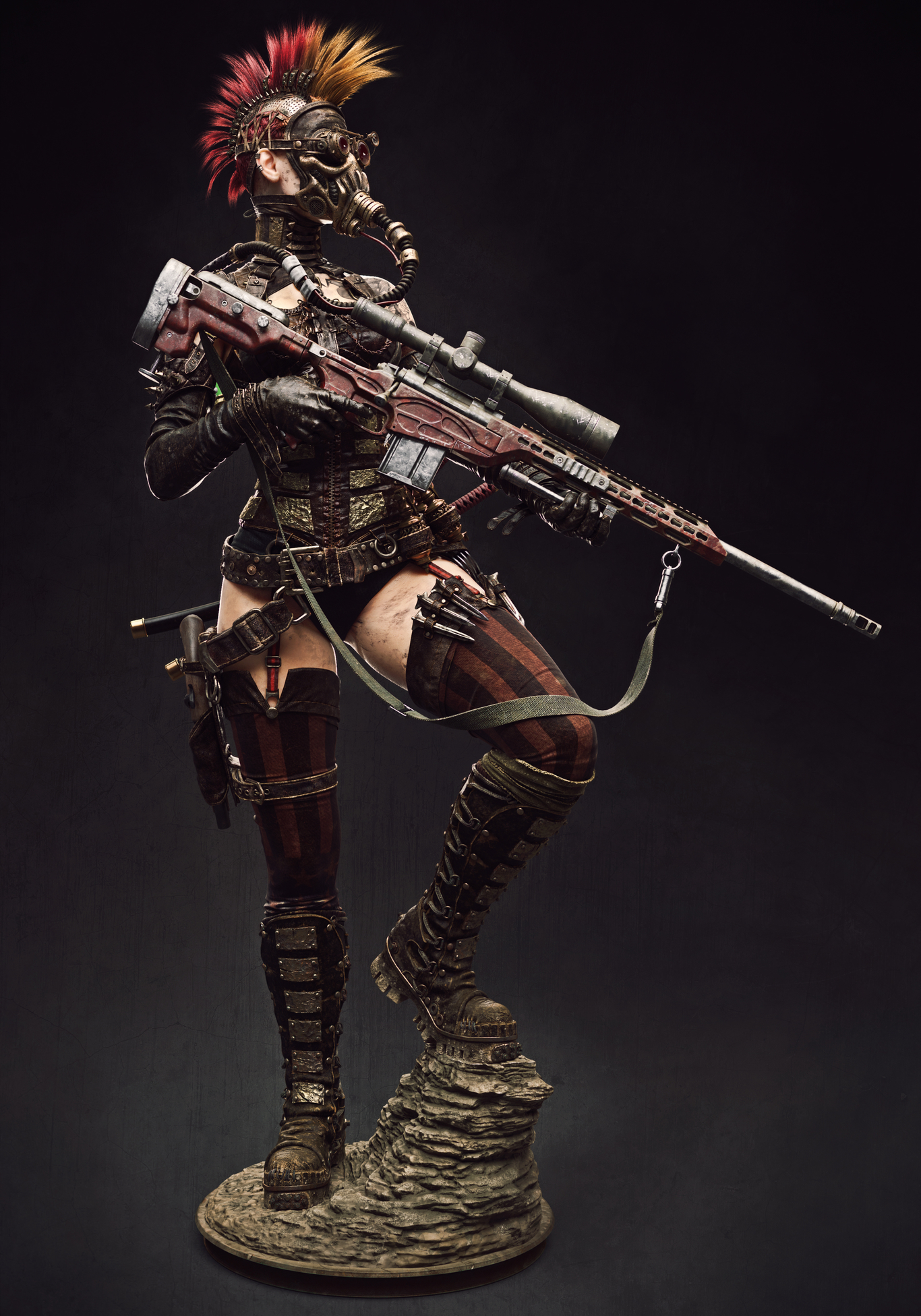 Caiofantini steampunk girl 1 6f049635 ksde