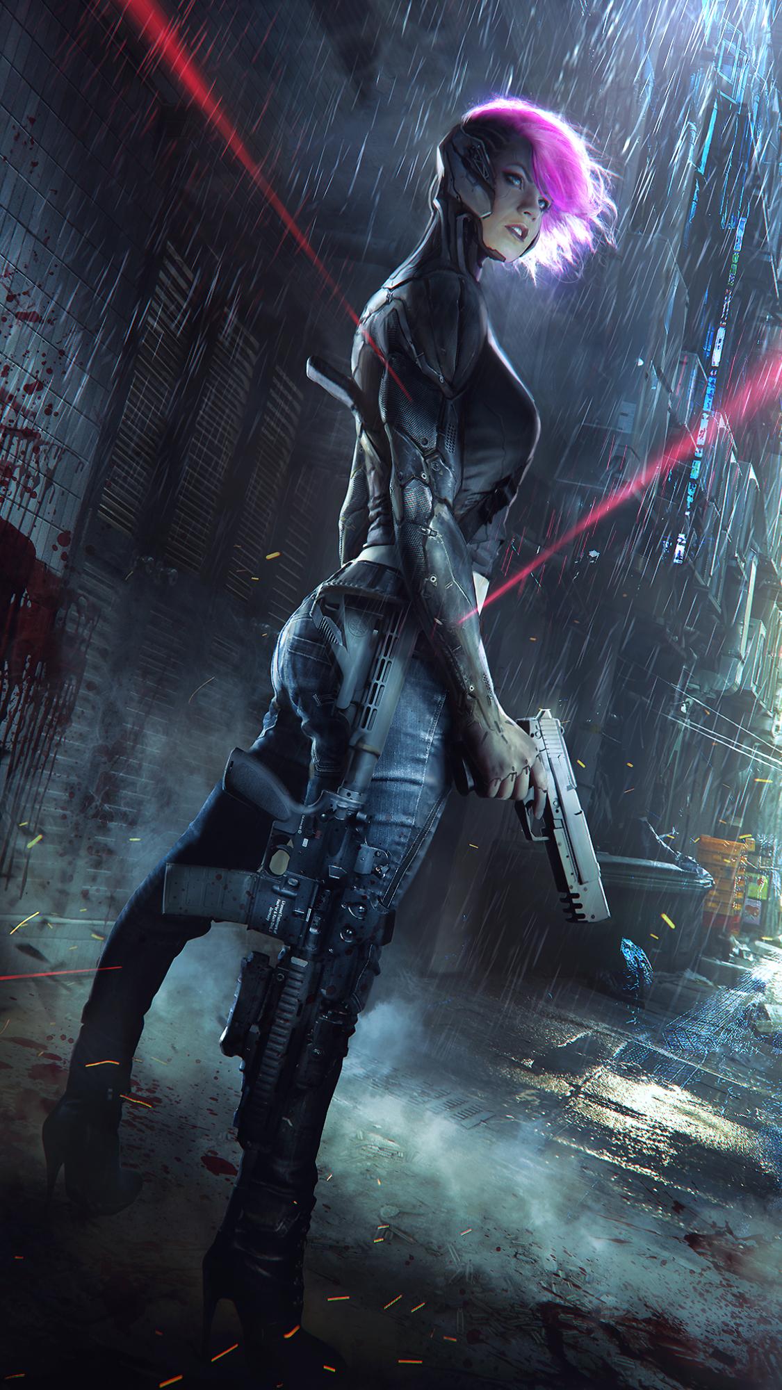 Cgsoufiane sci fi badass girl 1 313741aa 8epu