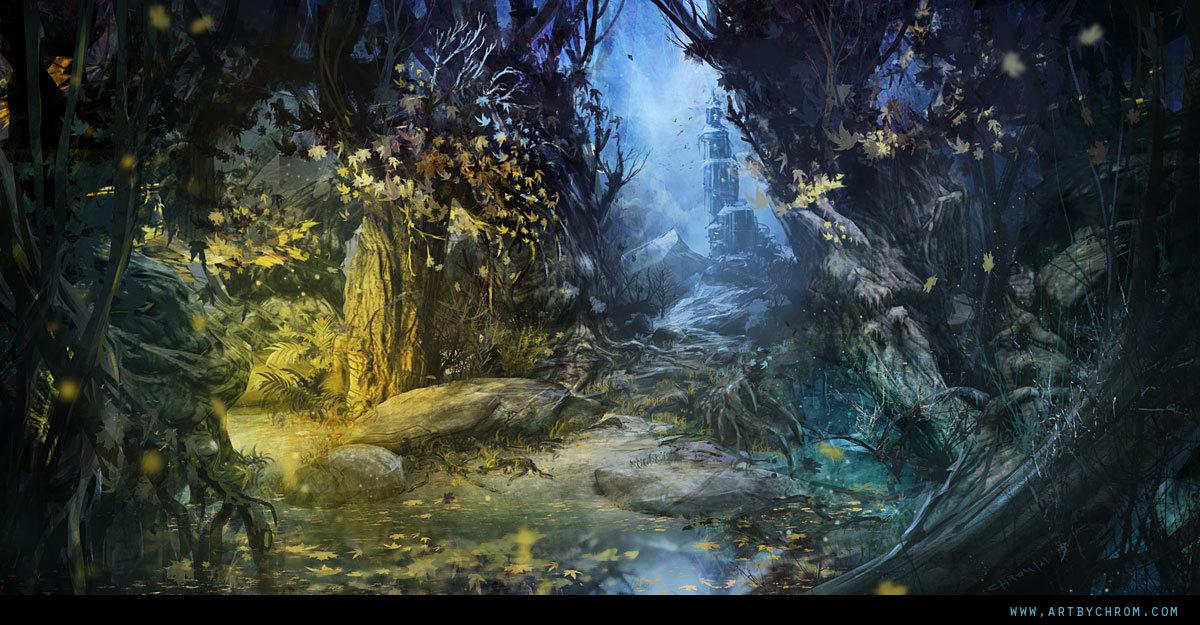 Chrom deep dark woods 1 a32d87ea bltz