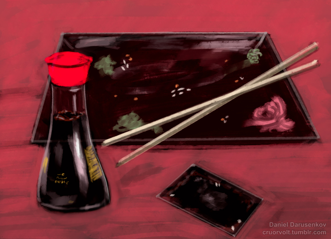Sushi Sunday.