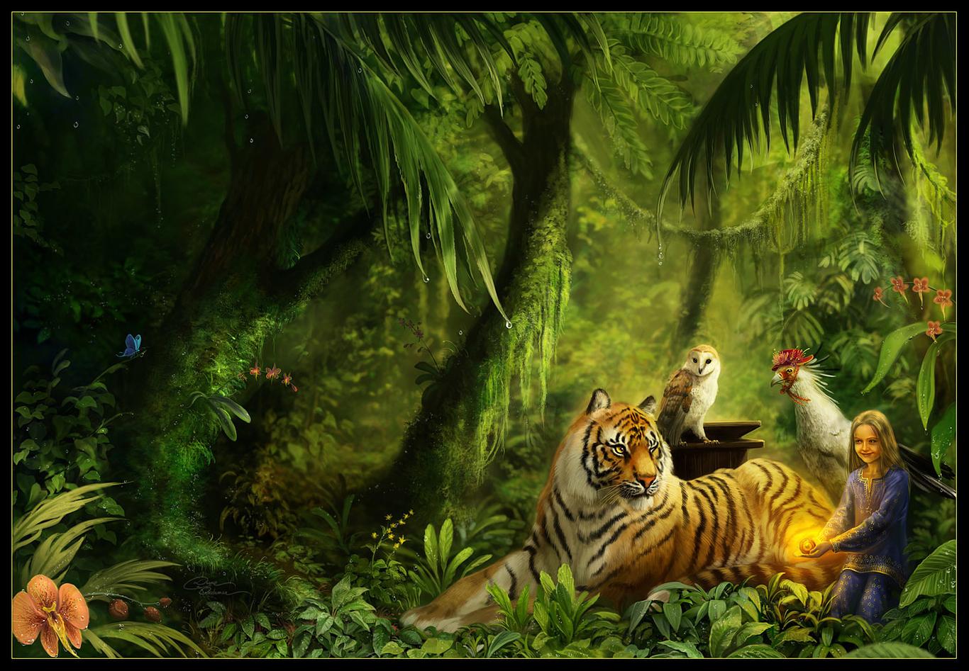 Dianae miranda and the tige 1 9d7556f1 0cxo