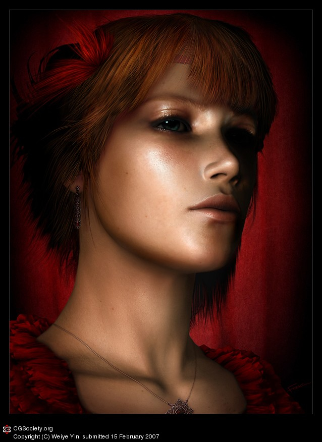 Franc red girl 1 99a498ce ws2c