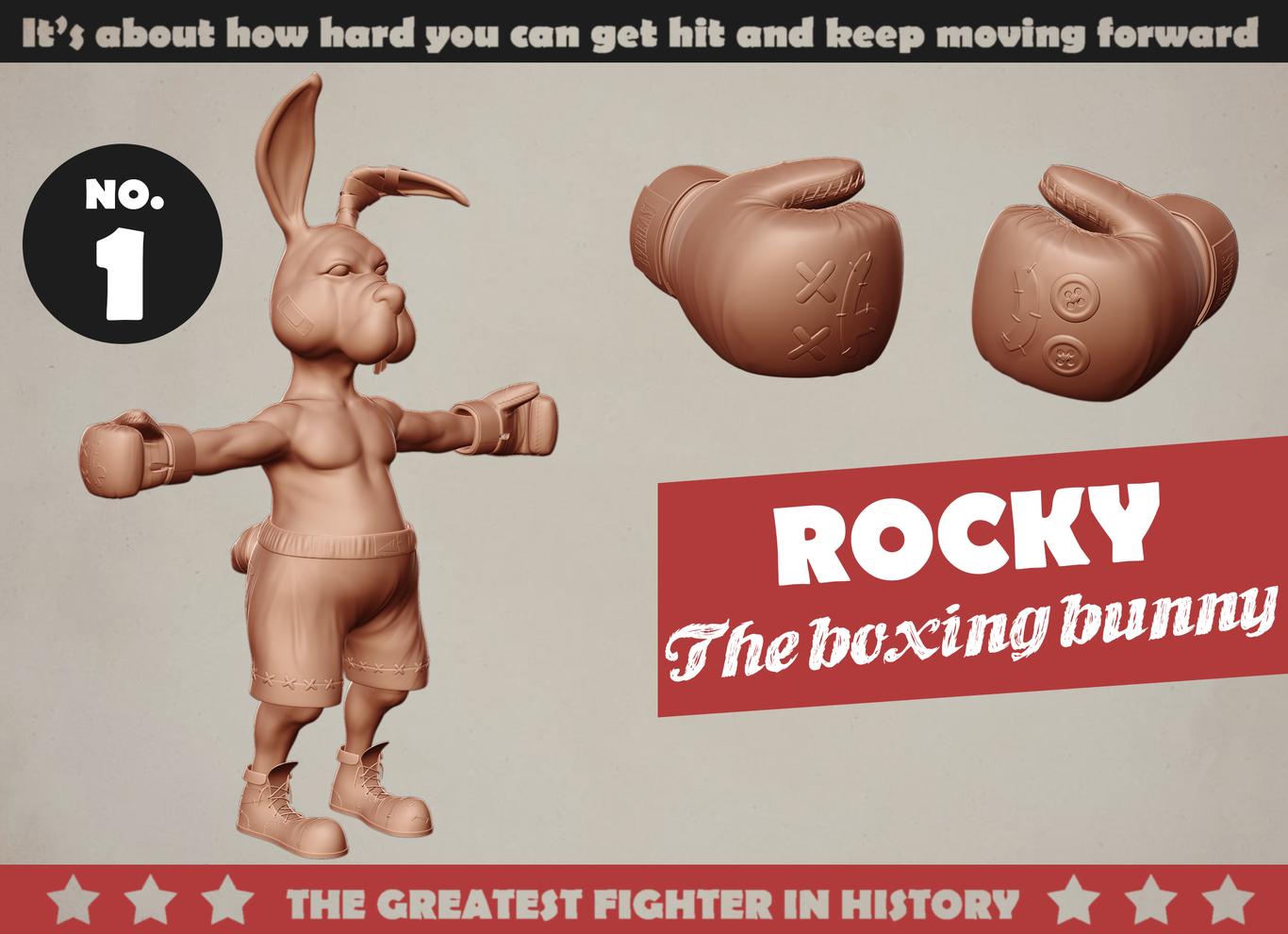 Gabytiro rocky the boxing bun 1 804bc120 y5wd