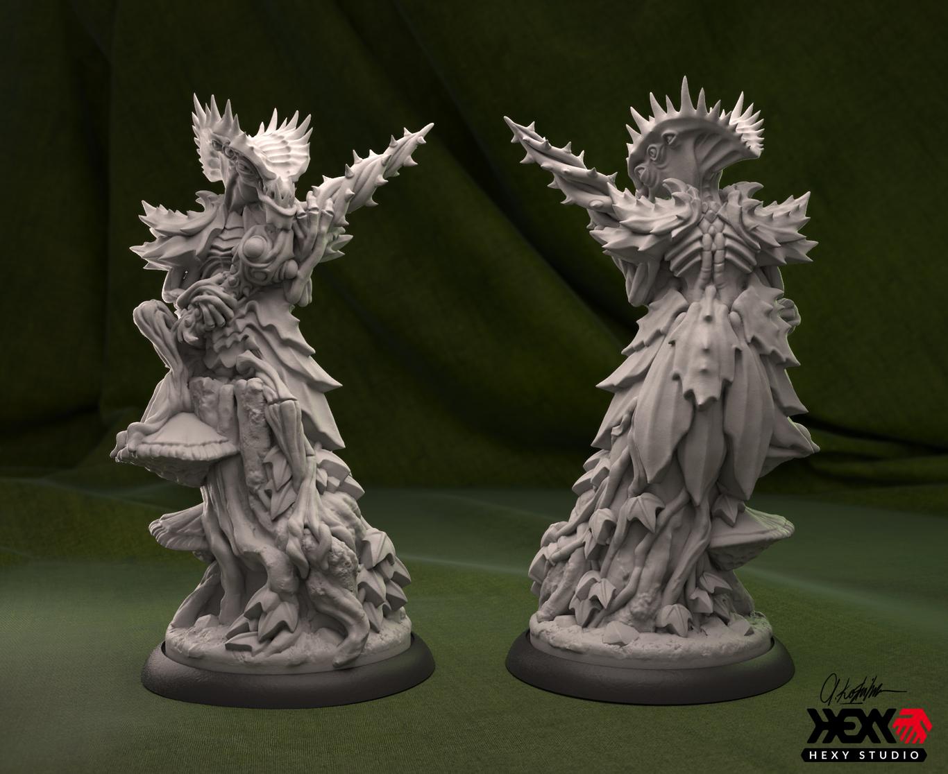 Grzegorzkorniluk weedlock alien sculp 1 c3b8e518 gh4m