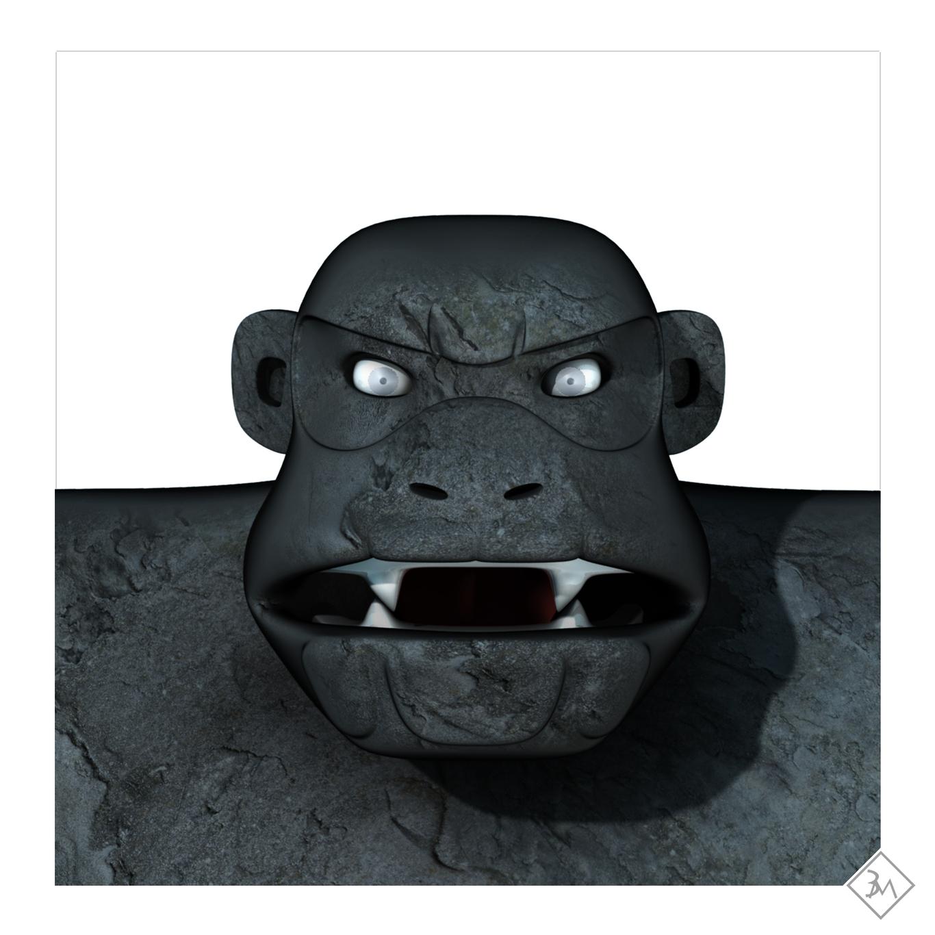 Jeremy3dm igoo the rock ape 1 92b51237 ogsc