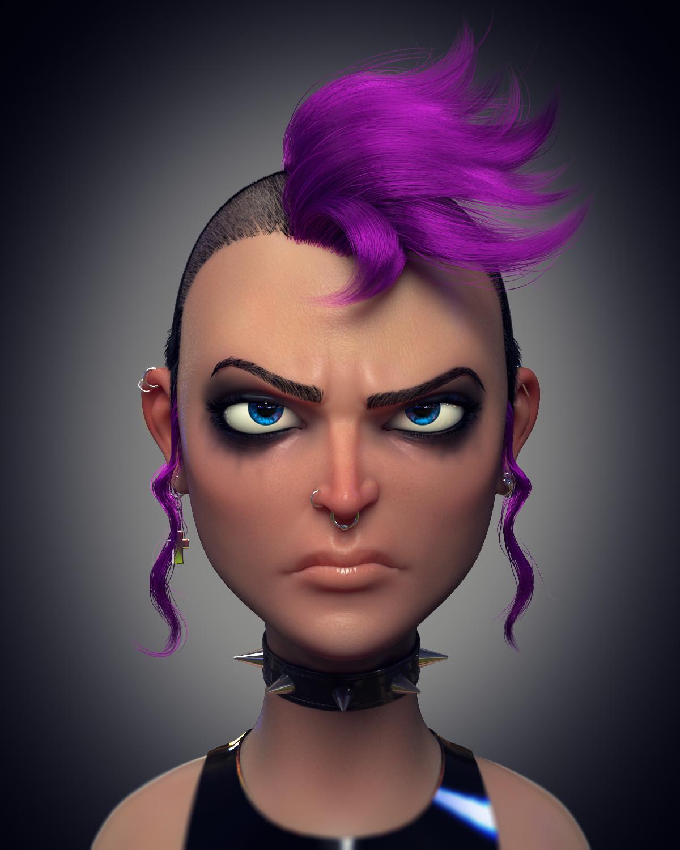 Jpontes punk girl 1 eea1021a 3qfd