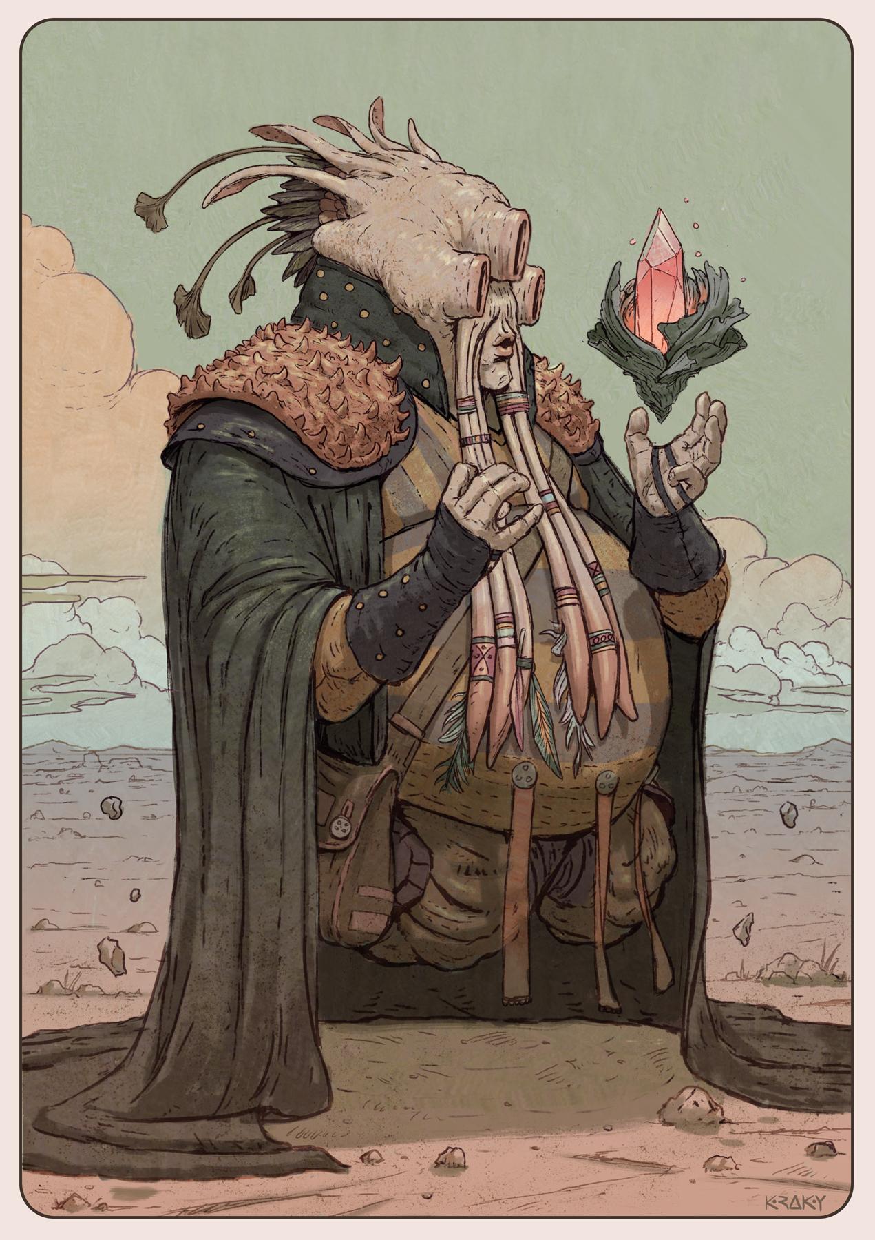 Kraky shaman of ancient ma 1 62f44ab0 vzhn