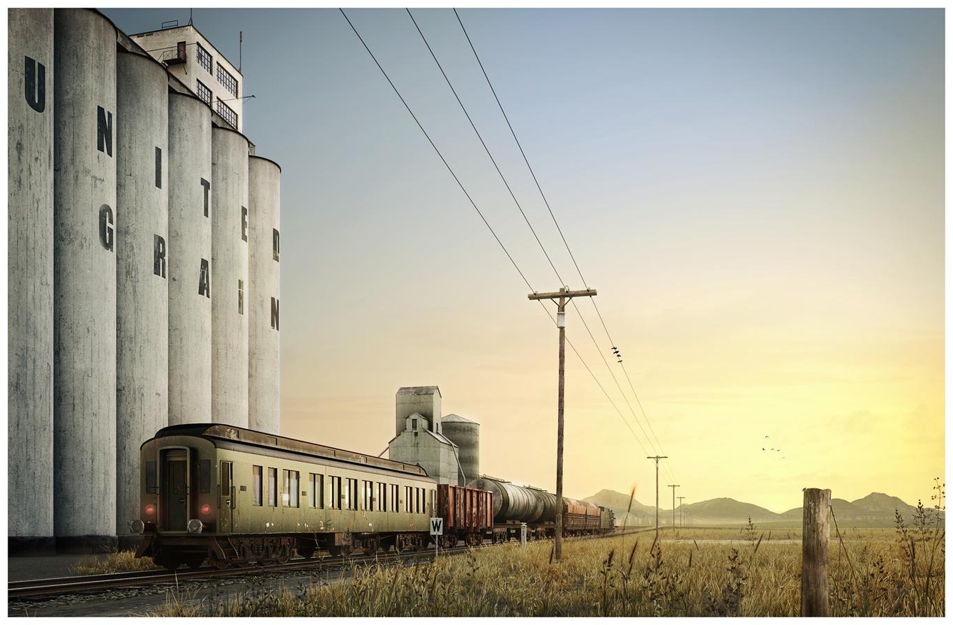 Latter morning train 1 be1f2152 p7n1