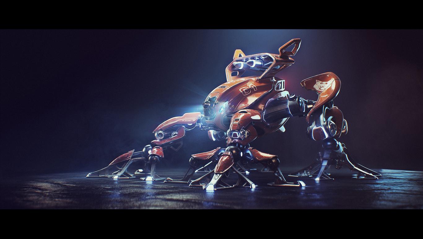 Lawl mean frog robot 1 de7060db ao9c